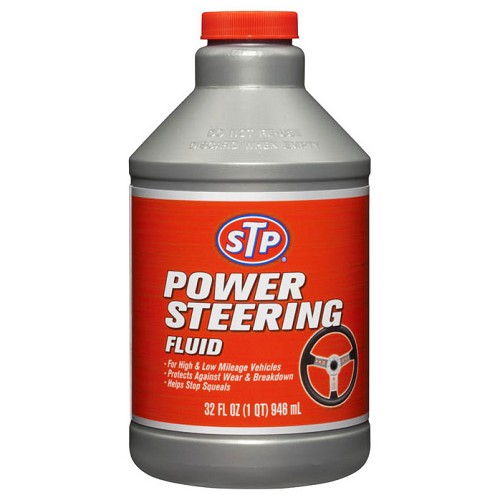 STP Power Steering Fluid [ST-0933] - Cairan Pelumas Power Steering